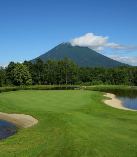 Niseko Village Golf Course 1024x683